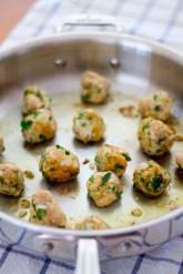 Turkey Meatballs | Kitchen Notes