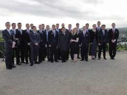 """The """"Bleu Missionnaires"""" (New Missionaries)"""