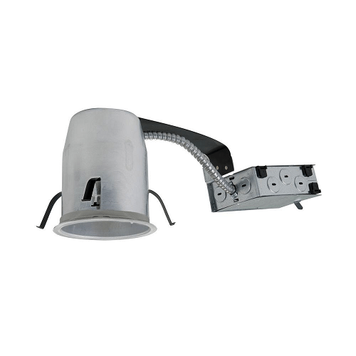 4 in aluminum led recessed lighting housing for remodel ceiling t24 insulation contact air tite