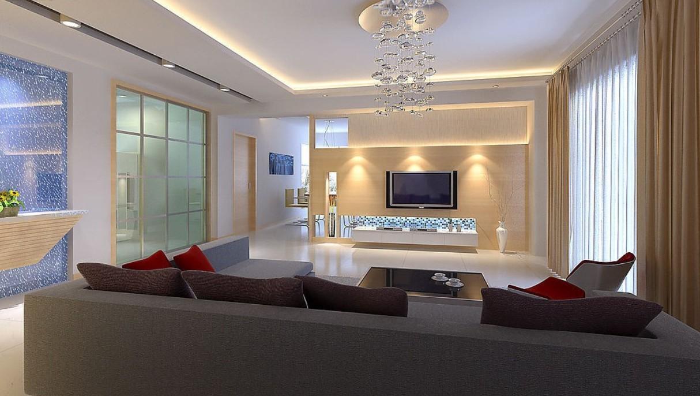 led lighting ideas for your living room