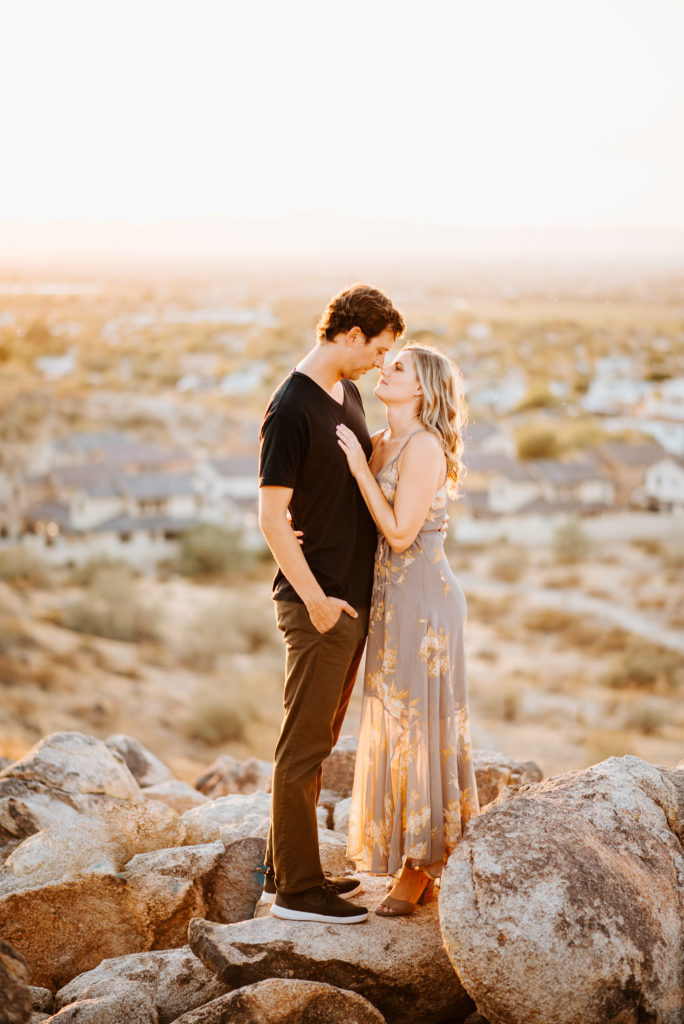 Phoenix Arizona Engagement Photos
