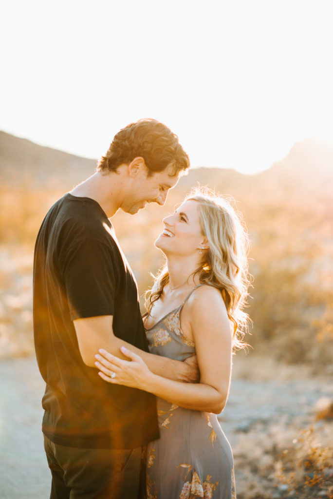 Phoenix Arizona Engagement Session