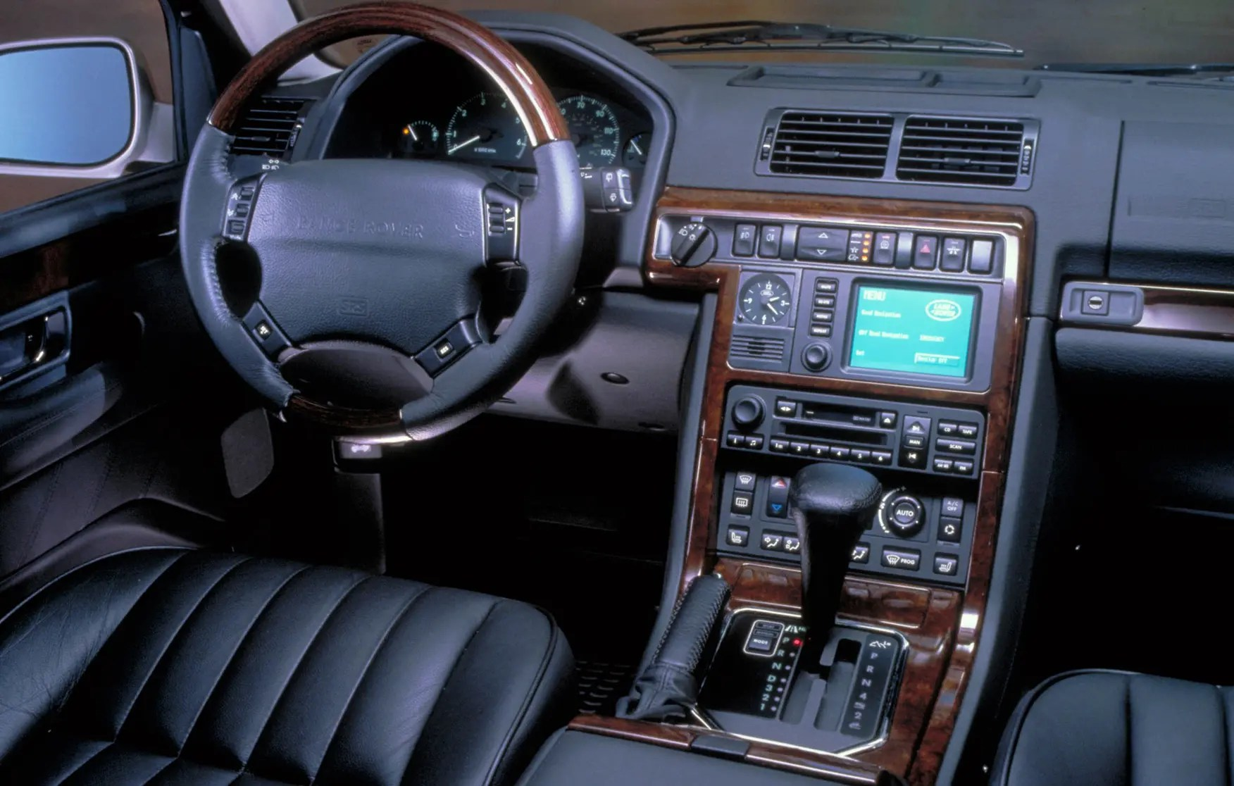 Land Rover Range Rover Station Wagon Review 1994 2002