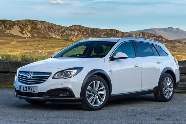 Vauxhall Insignia Country Tourer From 2013 Used Prices Parkers