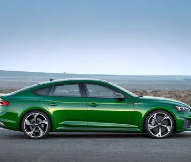 Read On For The Full Audi A5 Sportback Review