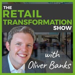 retail transformation show logo