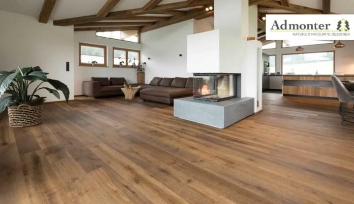 Admonter Floors Parkettboden Eiche Landhausdiele