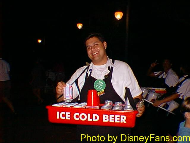 Fantasmic and the Walt Disney World alcohol turning point in 1998.