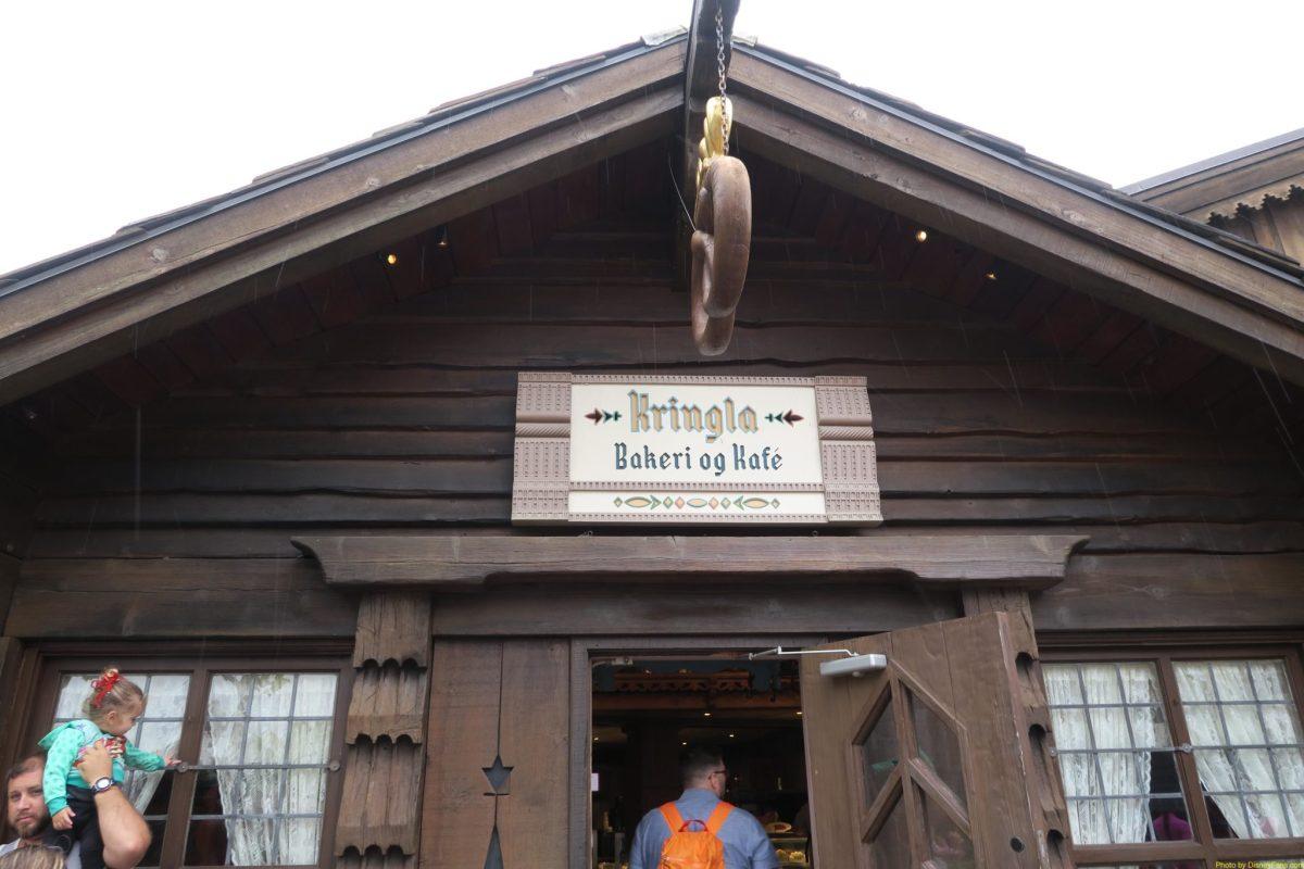 Kudos: Alfred at Epcot's Norway