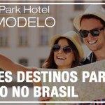 Melhores destinos para viajar em julho no Brasil