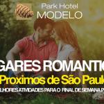 Cidades românticas proximo a sp