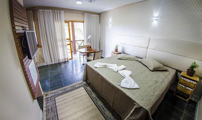 hotel fazenda para semana santa - quarto da suite