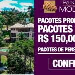Pacotes promocionais a partir de R$ 150,00