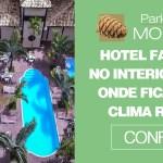 Hotel Fazenda no interior de SP, onde ficar com clima rural?