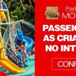 PASSEIO COM AS CRIANÇAS NO INTERIOR