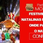 Festividades natalinas no Brasil, onde passar o Natal