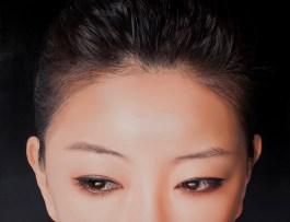 "SiHyun, 91X116,5Cm(36X46""), oil on canvas, 2012"
