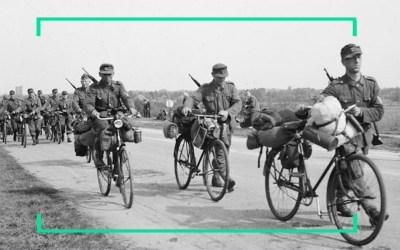 Armistice : Le rôle du vélo pendant la guerre