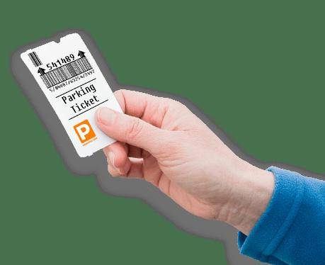 Ticket parking App