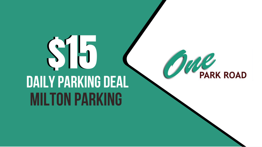 Milton Parking Deal