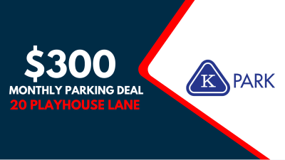 20 Play House Lane Parking