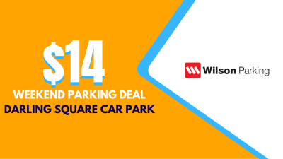 $14 Darling Harbour Parking Deals