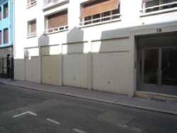 taxe enlevement ordure menagere parking garage box, charge locative parking garage box