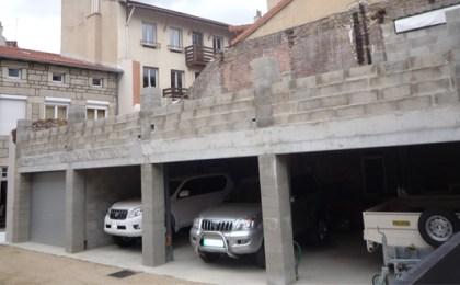 Construire des garages pour investir
