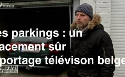 Reportage rtbf investissement parking