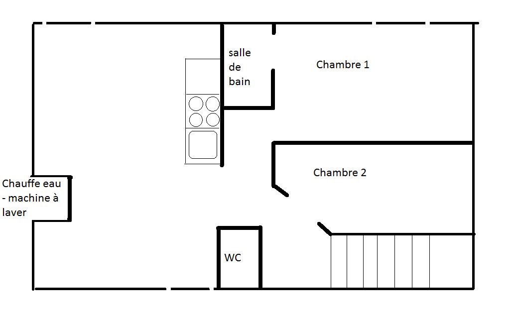 plan petit immeuble de rapport