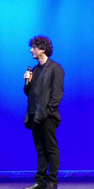 Neil Gaiman answers questions