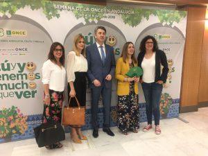 Semana de la ONCE en Andalucía