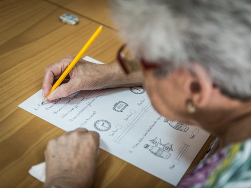 Taller escritura Parkinson