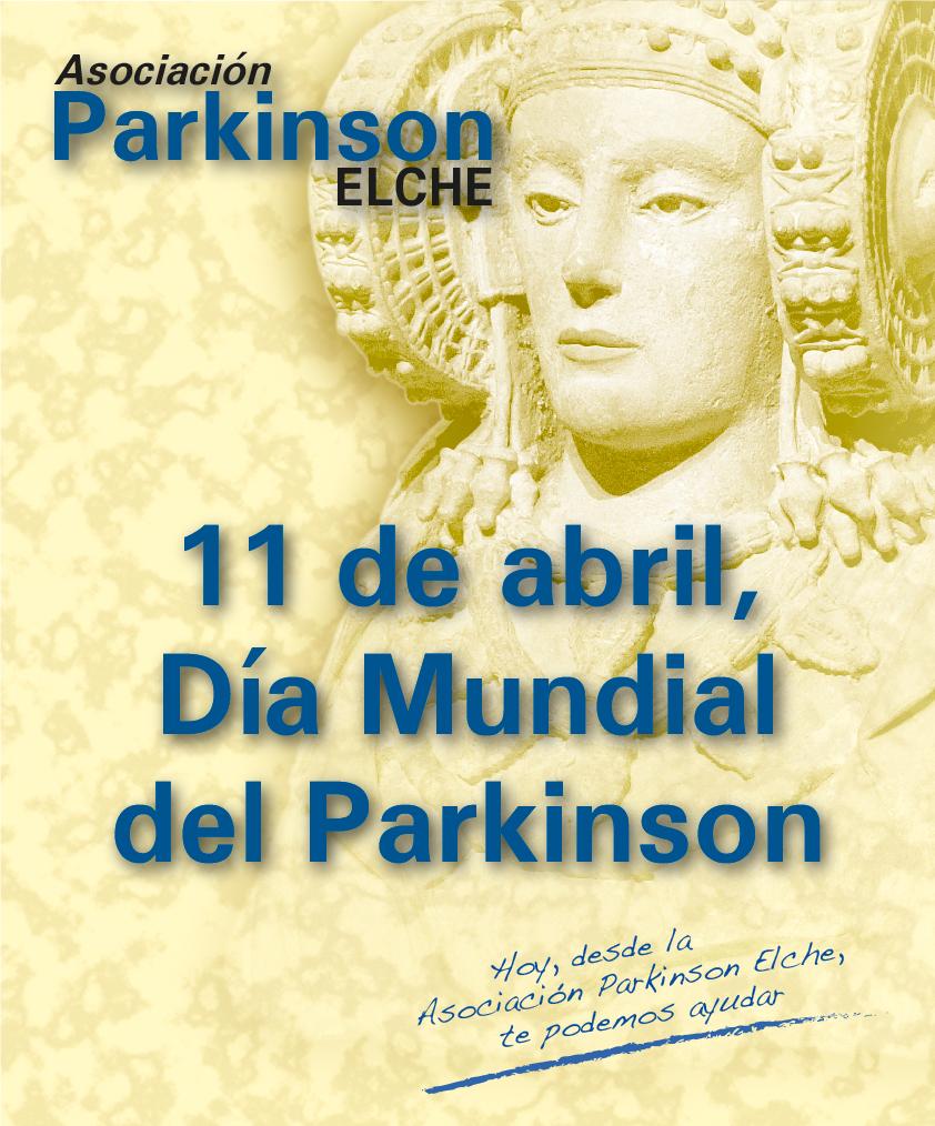 11 de abril, día mundial del Parkinson