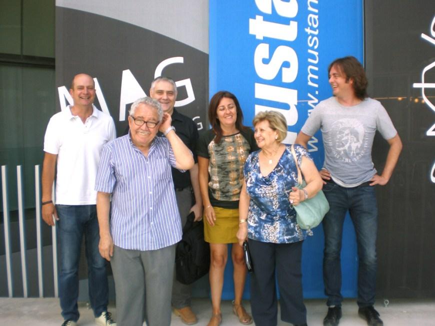 Foto de Grupo Fundación Pascual Ros Aguilar y Asociación Parkinson Elche