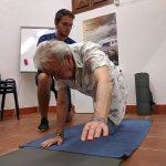 Cómo frenar la inclinación de la postura en párkinson