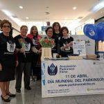 Día Mundial del Parkinson, 11 de abril de 2019 – Centro Comercial l'Aljub