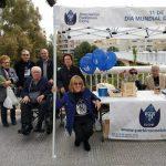 Día Mundial del Parkinson, 11 de abril de 2019 – Pasarela del Mercado