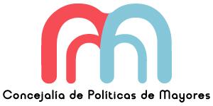 Logotipo La Concejalía de Políticas de Mayores - Elche