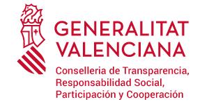Logotipo de Conselleria de Participación, Transparencia, Cooperación y Calidad Democrática
