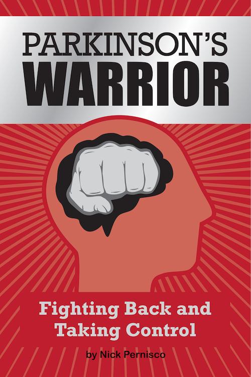 parkinson's warrior book