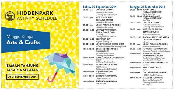 Hidden-Park-Taman-Tanjung-3rd-week-sched