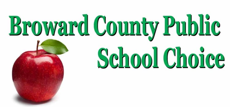 Broward County Public Schools Opens School Choice Window Through August