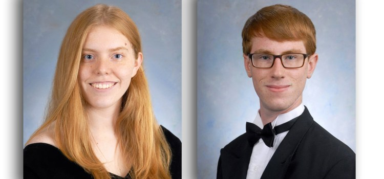 Local Students Named National Corporate-Sponsored Merit Scholarship Winners