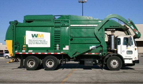 City of Parkland Bulk Trash Schedule for 2019