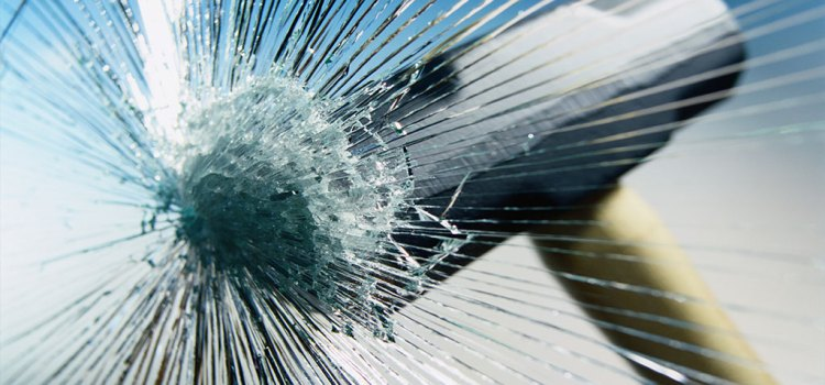 Attempted Home Burglary Foiled by Impact Glass