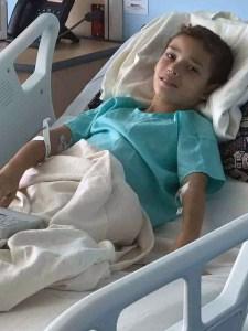 Parents Organize Fundraiser After Son's Leukemia Diagnosis