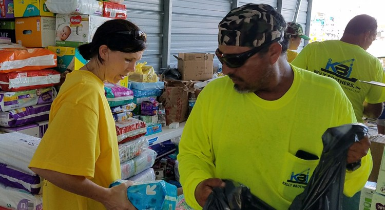 Parkland Residents Volunteer with Local Church to Help Hurricane Irma Victims