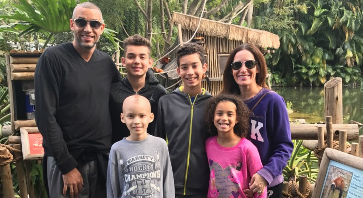 Tournament Organized to Raise Funds for 9-Year-Old's Fight Against Leukemia