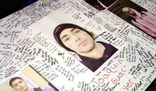 Friends of Joaquin Oliver Hold Fundraiser to Help Family Get to Washington